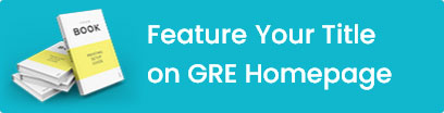 Featured Your Title on GRE homepage